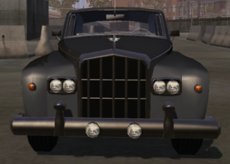 Baron - front in Saints Row
