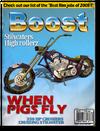 Boost-unlock racing bike