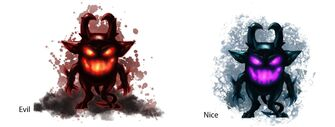 Imps Concept Art