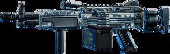 SRIV Rifles - Automatic Rifle - Mercenary LMG - Digital Camo