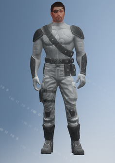 The Case of Mr X - Player - Evil Male - character model in Saints Row IV