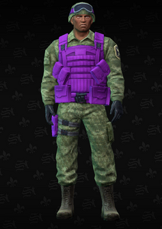 Gang Customization - Guardsmen 2 - nguardjohn - in Saints Row The Third