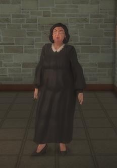 Judge female - hispanic judge - character model in Saints Row 2