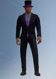 Pierce - Mayor - character model in Saints Row IV