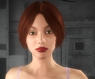 Playa Saints Row 2 default Caucasian Female