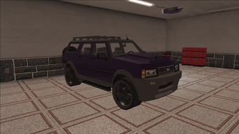 Saints Row variants - Traxx Master - Gang 3SS lvl3 - front right