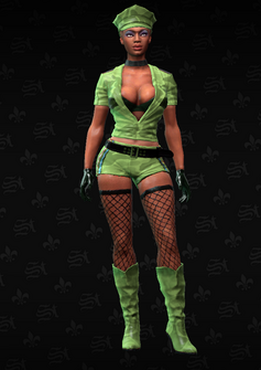 Hos grenaho - Melissa - character model in Saints Row The Third