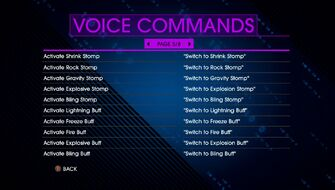 Voice Commands Page 5 - Saints Row IV Re-Elected