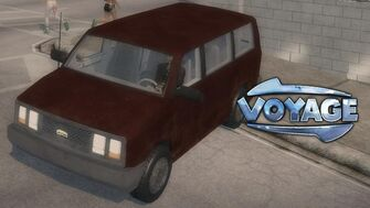 Voyage - front left with logo in Saints Row 2