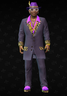 Zimos - character model in Saints Row The Third