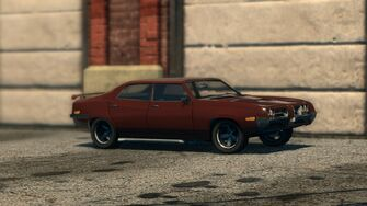 Bootlegger - front right in Saints Row The Third