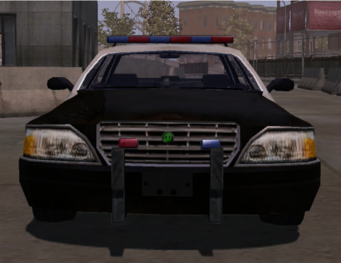 Five-O - front in Saints Row