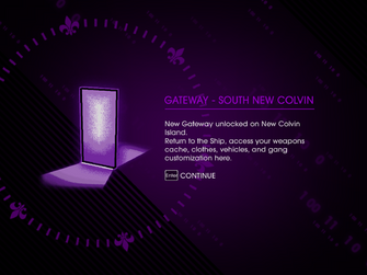 Matt's Back - Gateway South New Colvin unlocked