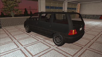 Saints Row variants - Westbury - Beater - rear left