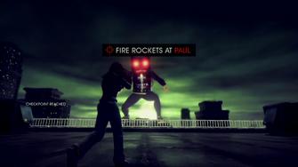The Saints Flow SRIV livestream 00.06.33 Fire rockets
