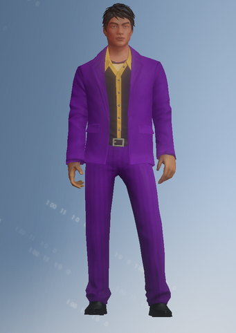 Gang Customization - Clubber 8 - Claude - in Saints Row IV