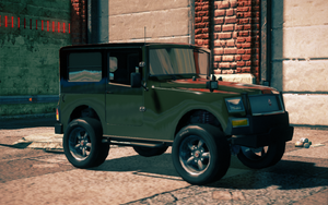 Swindle - front right in Saints Row IV