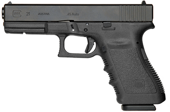 NR4 - Glock 21 in real life