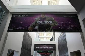 Oleg poster from E3