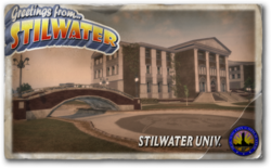 Postcard hood stilwater university