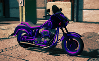 Cyber Estrada in Saints Row IV - front right