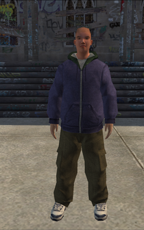 Generic young male 01 - ApartmentsMusicStore - character model in Saints Row