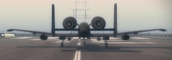 AB Destroyer - rear