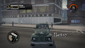 Betsy - front in Saints Row 2