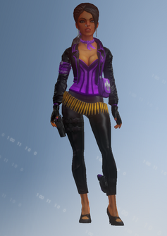Gang Customization - Saint 3 - Helena - in Saints Row IV