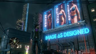 Image As Designed - unknown exterior in Saints Row The Third