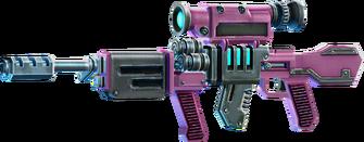 SRIV Rifles - Automatic Rifle - EM Railgun - Hot Pink