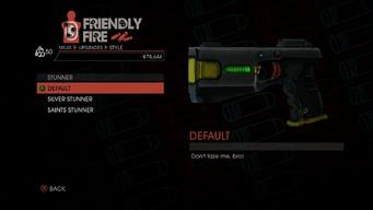 Weapon - Melee - Stun Gun - Stunner - Default