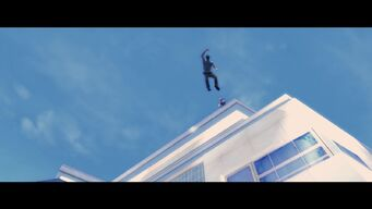 ... and a Better Life Intro - Ultor policeman falling from rooftop
