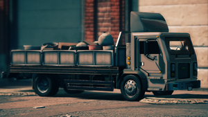 Flatbed Average - front right in Saints Row IV