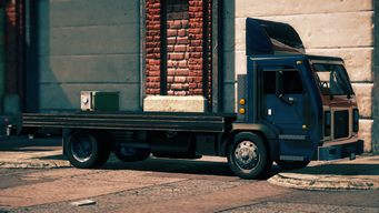 Flatbed Flatbed - front right in Saints Row IV