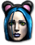 Homie icon - Sad Panda in Saints Row The Third