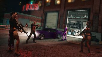 Rim Jobs - Saints Row The Third promo