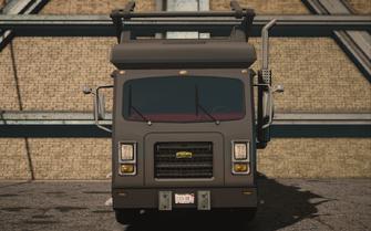 Saints Row IV variants - Steelport Municipal Alien - front