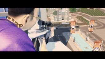... and a Better Life Intro - Gat taking aim at Vogel