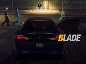 Blade in Saints Row IV livestream