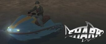 Shark - front left with lights and logo in Saints Row 2