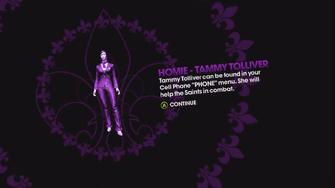Tammy Tolliver unlock