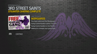 5 Hoods owned - Bodyguards gang style unlocked
