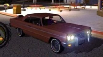 Compton with headlights - front right in Saints Row