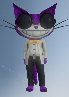 Gang Customization - Mascot 1 - Genki - in Saints Row IV