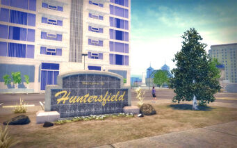Huntersfield in Saints Row 2 - Hustersfield condominiums