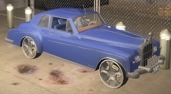 Baron - Chop Shop variant - front right in Saints Row 2