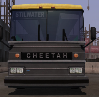 Cheetah - front in Saints Row