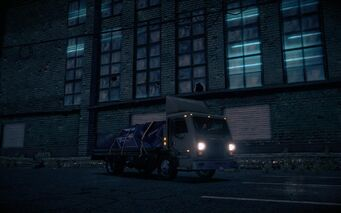 Flatbed Key - front right in Saints Row IV