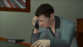 Loan Shark - Vinnie on the phone